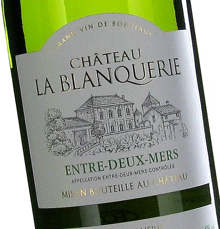 Entre-deux-mers Chateau la Blanqurerie